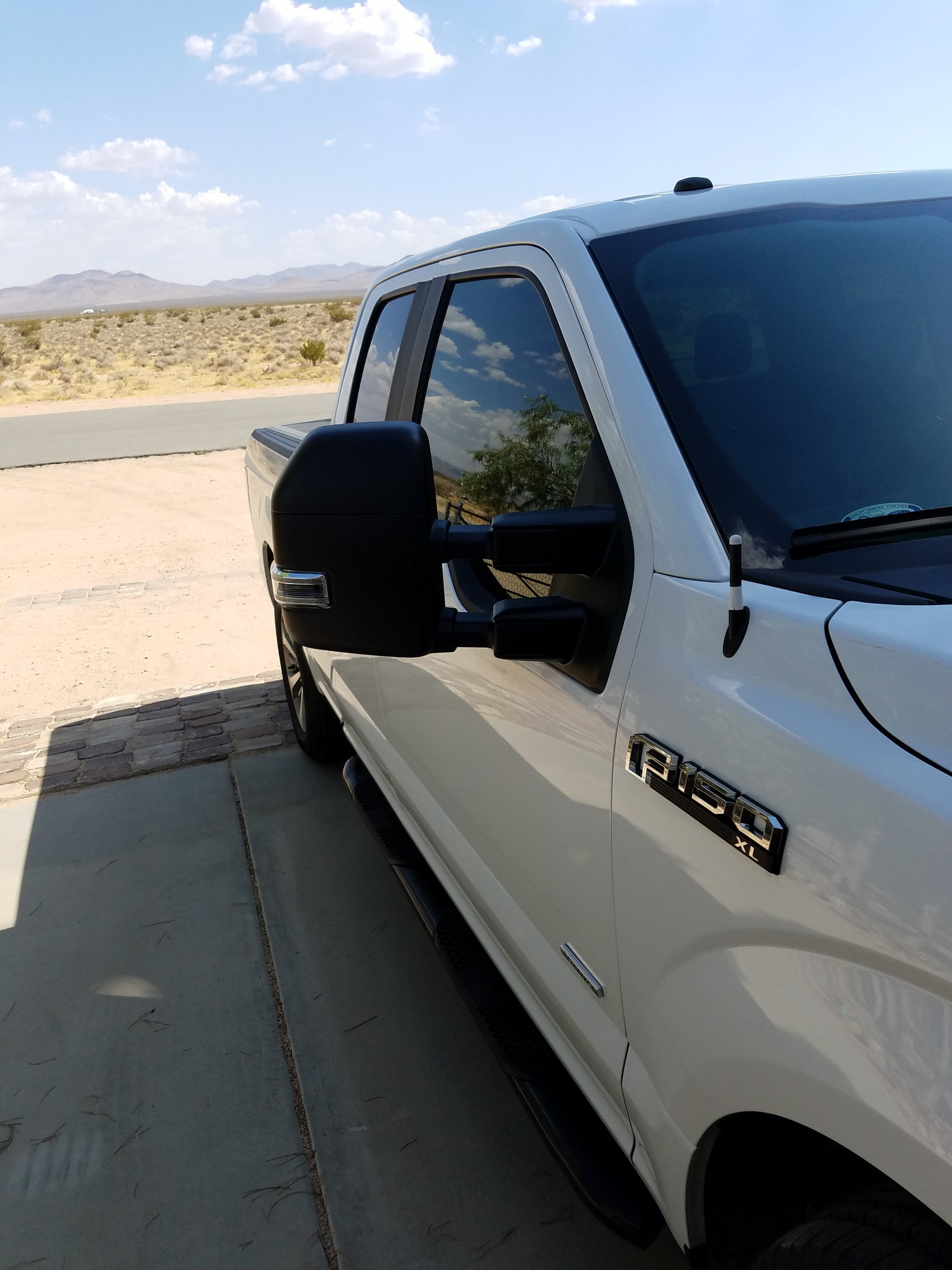 2018 F150 Tow Mirrors : mirrors, Power, Mirror, Install., Truck, Enthusiasts, Forums