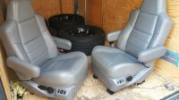 Used ford van captains chairs