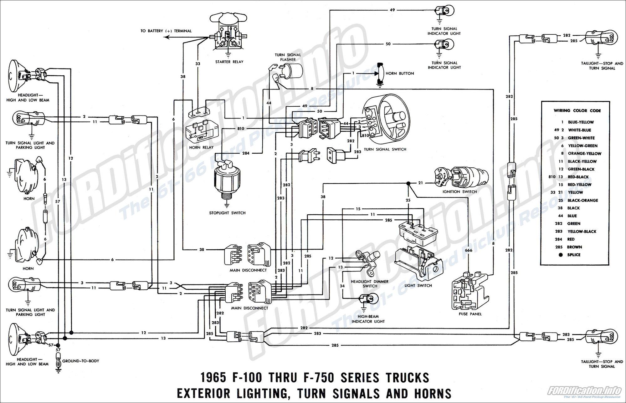 [DIAGRAM] 1955 F100 Steering Column Wiring Diagram FULL