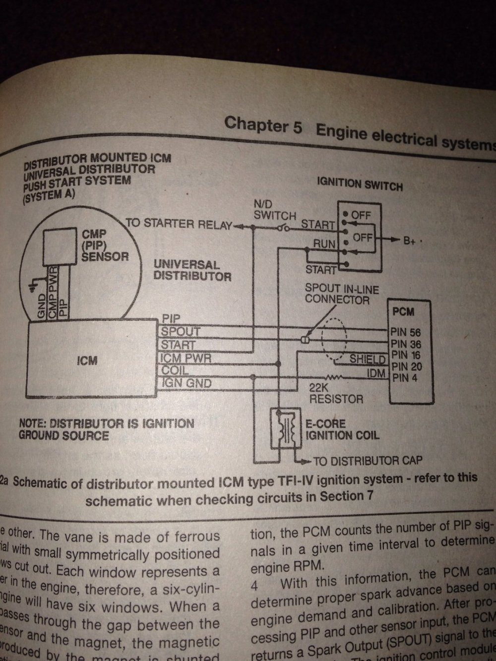 medium resolution of ford diesel tractor ignition module wiring diagram