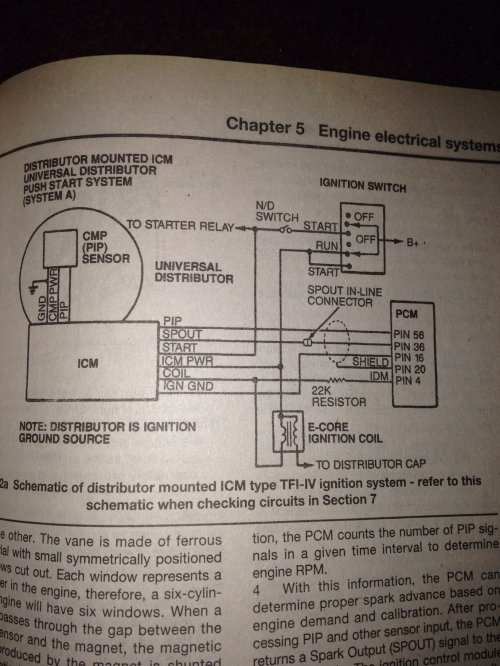 small resolution of ford diesel tractor ignition module wiring diagram