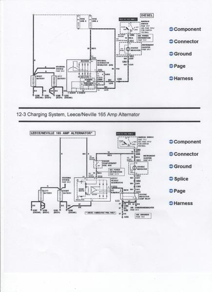 ambulance wiring diagram dr44g alternator