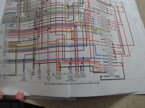 small resolution of 2001 flhr wiring diagram