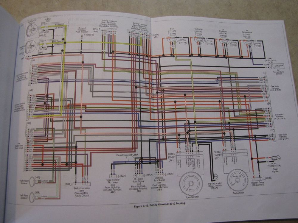 medium resolution of wiring diagram 2013 road king harley davidson forums