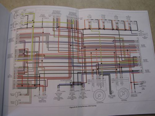 small resolution of wiring diagram 2013 road king harley davidson forums