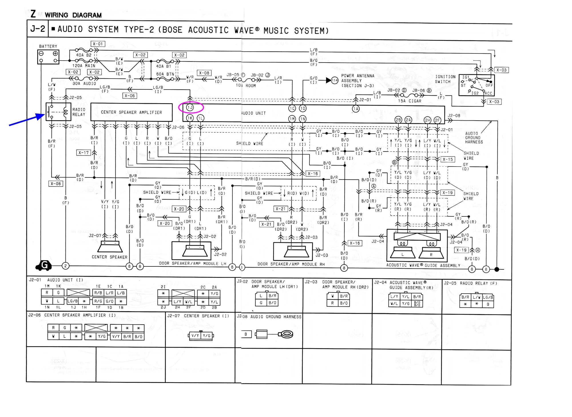 2010 2011 2012 Cadillac Cts Bose Amp Wiring Diagram Pics