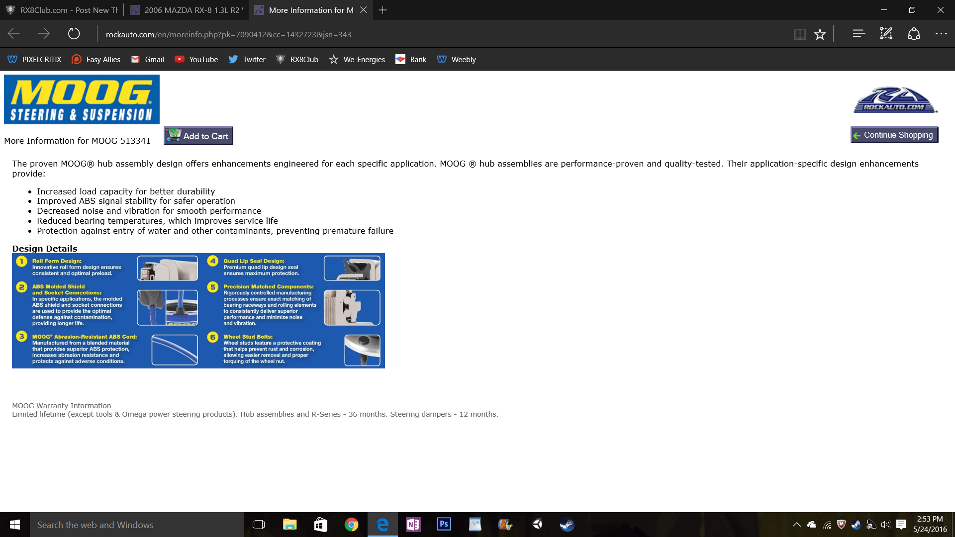 hight resolution of notice how the timken says non stability control on the thumbnail page