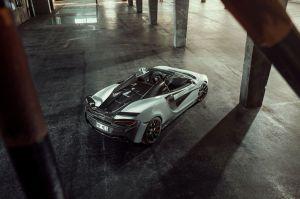 Novitec for McLaren 540C & 570SGTSpider Available