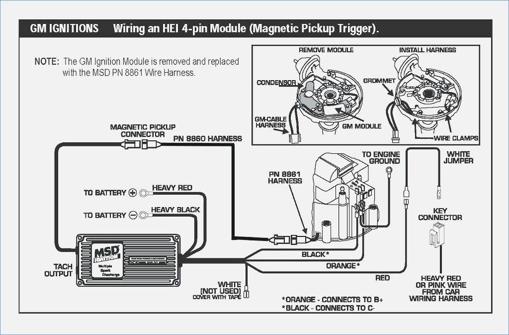 Msd 6 Wiring Diagram Collection