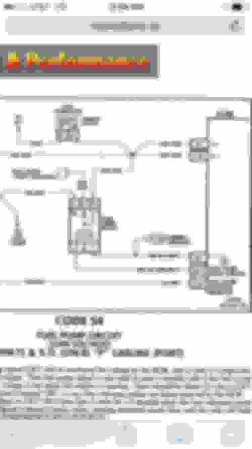 small resolution of  fuel pump and relay questions third generation f message boards camaro fuel pump wiring fuse diagram