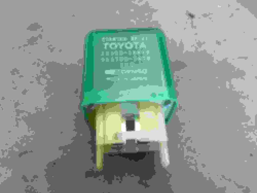medium resolution of starter relay for 1991 toyota 4runner 22re 4x4
