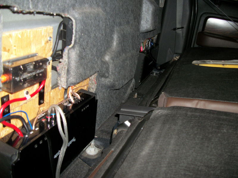 2005 Ford Expedition Stereo Wiring Diagram Ford F150 F250 Interior Modifications Ford Trucks