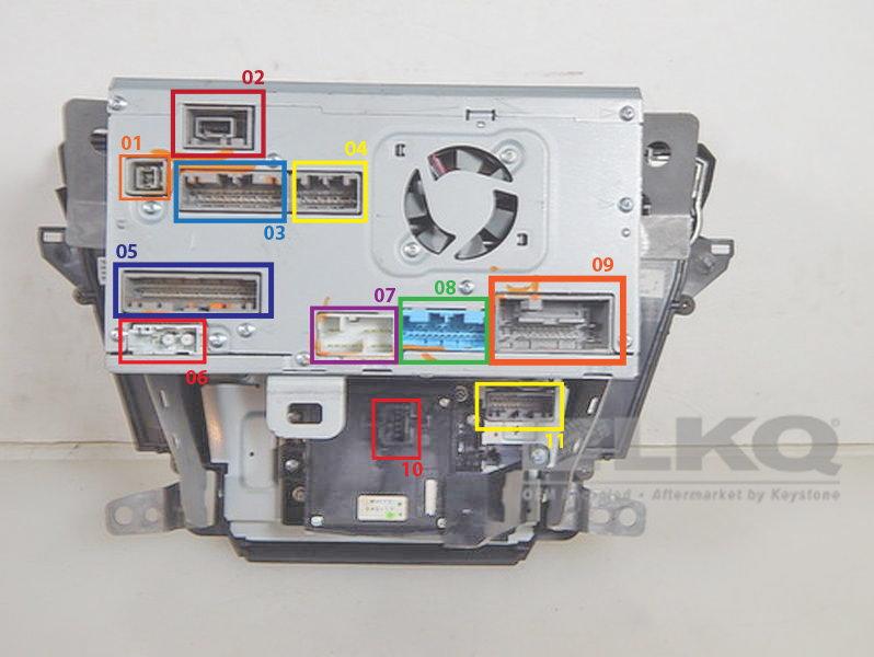 Acura Tl Stereo Wiring Diagram On Pioneer Avh P3100dvd Wiring Diagram