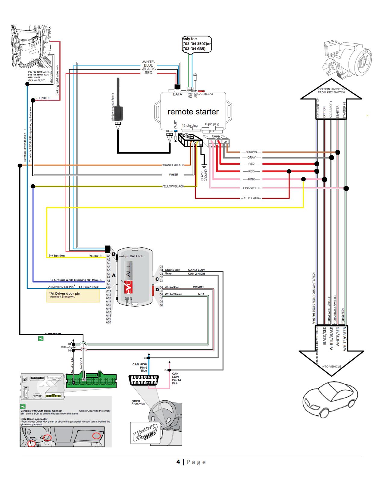 hight resolution of 2005 infiniti g35 trunk wiring diagram