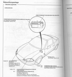 these are actually high beam lights fernlicht in europe here is the wiring diagram for germany france it s in german best i can do  [ 1271 x 1751 Pixel ]