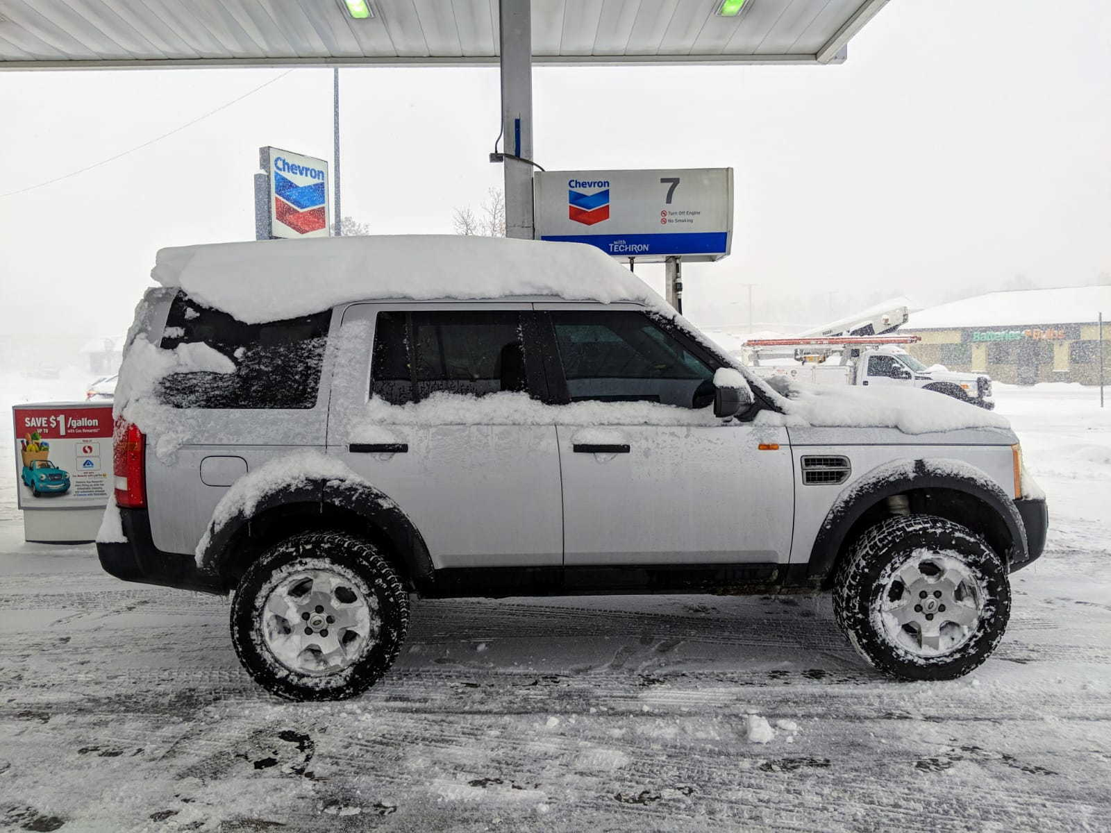 hight resolution of here s a pic of my lr this winter