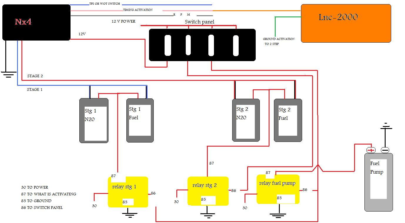 nitrous oxide wiring diagram 99 cherokee lnc 2000 www toyskids co help express maximizer 4 ls1tech camaro and for systems basic