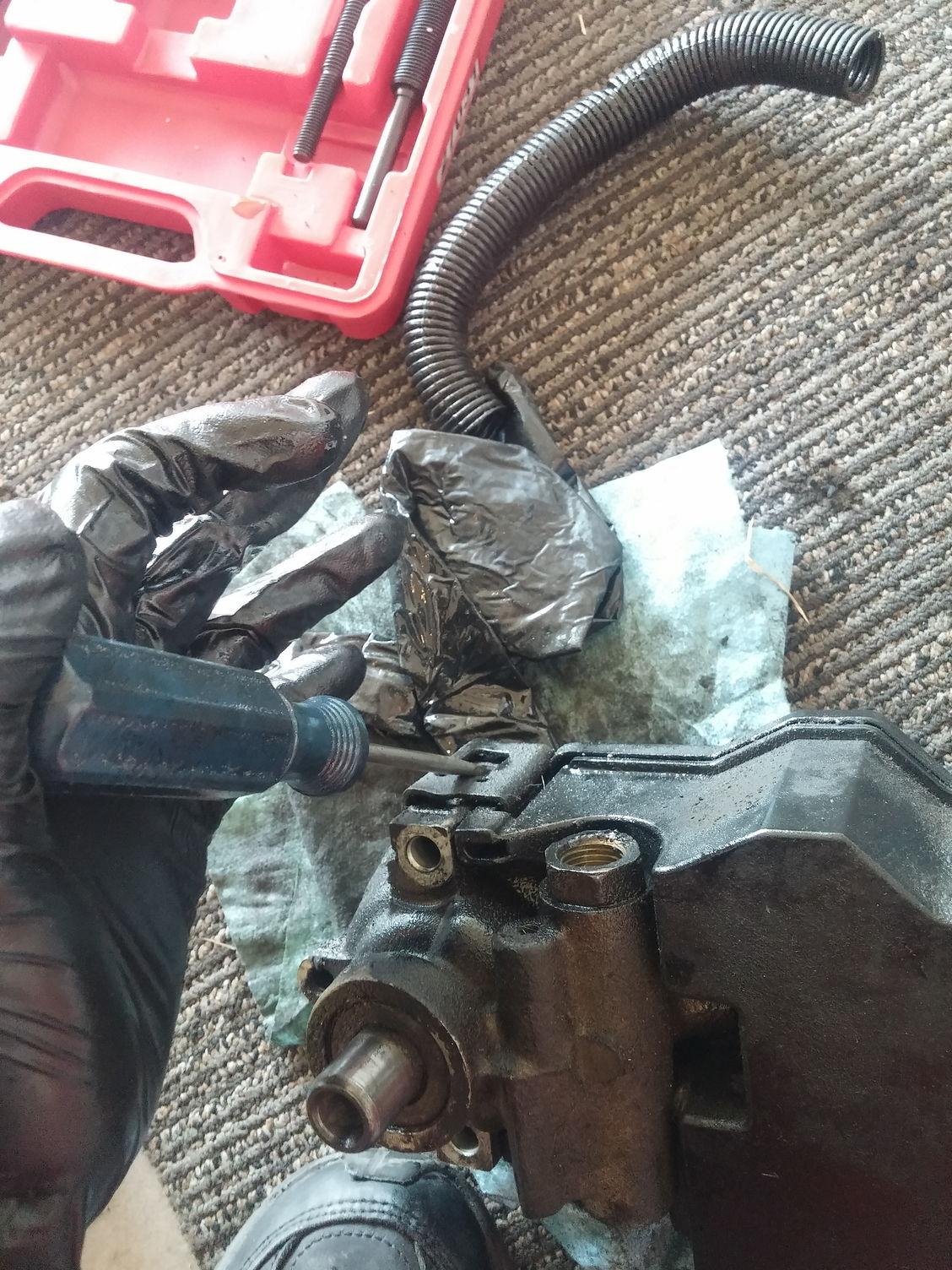 Pontiac P S Pump Power Steering Pump Part 26072516