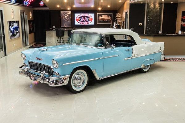 California Sale Chevy 1955 Convertible