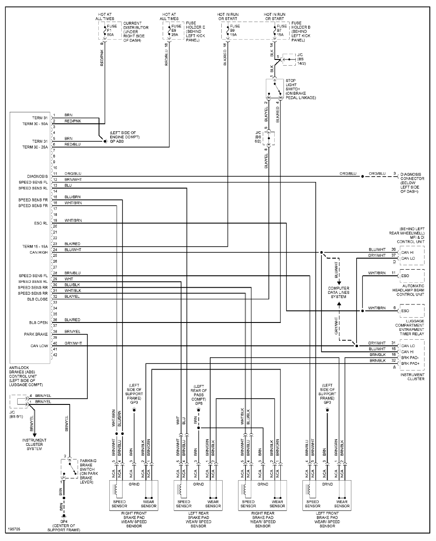 1987 Porsche Wiring Diagram FULL HD Quality Version Wiring