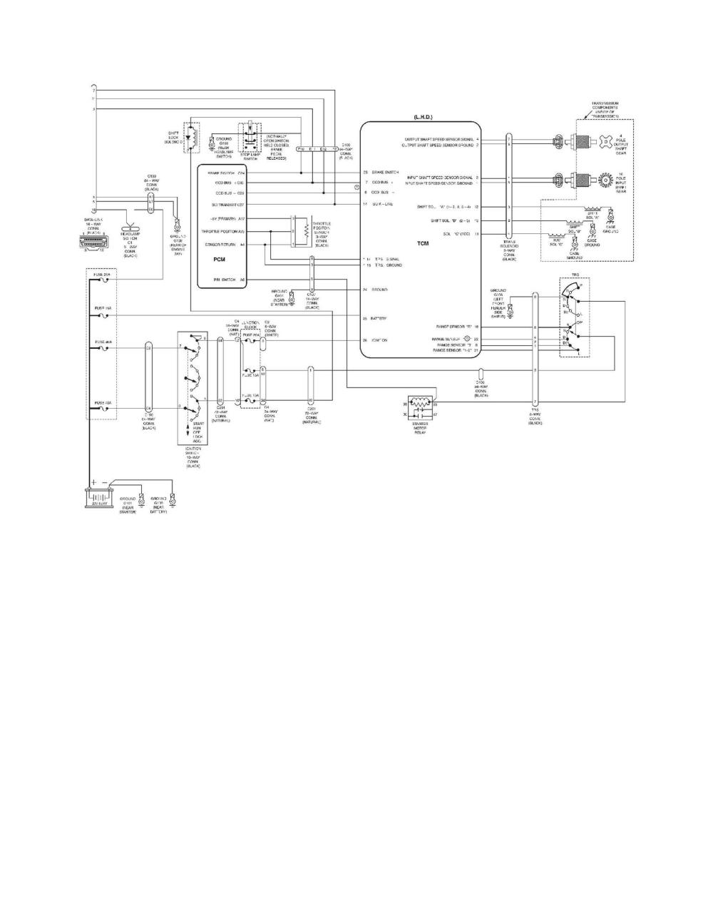 medium resolution of 1994 jeep yj schematics jeep wiring diagrams instructions p0740 obd ii extraordinary p0740 jeep grand cherokee