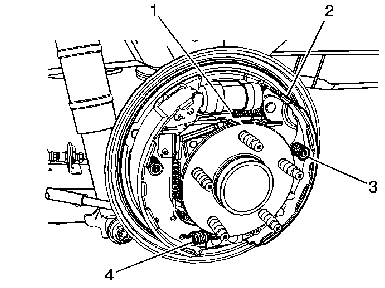 Wiring Diagram: 33 Rear Drum Brake Diagram Chevy