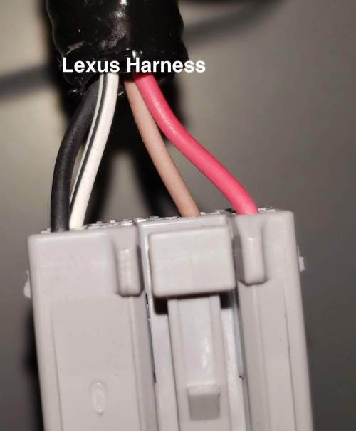 small resolution of lexus current wiring