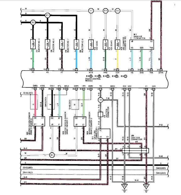 Is300 Engine Wiring DiagramWiring Diagram