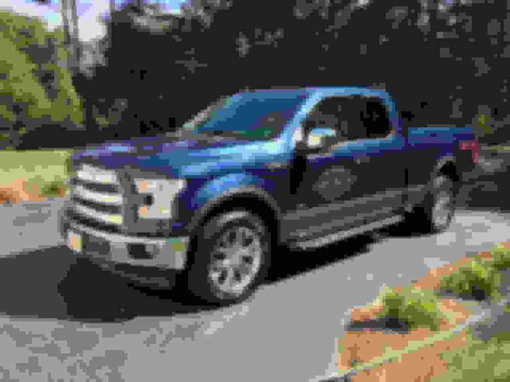 medium resolution of here s my 2017 lariat i just got two toned