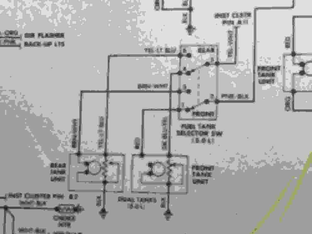 medium resolution of fuel tank selector valve ford f150 forum community of ford truck dual tank diagram ford f150 forum community of ford truck fans