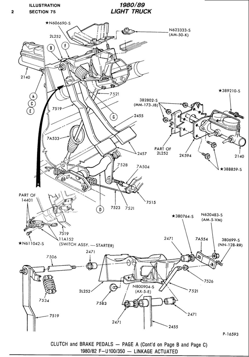 Squeaky Clutch Pedal