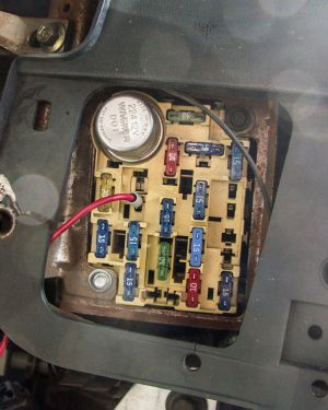 1990 F150 Fuse block diagram  Ford Truck Enthusiasts Forums