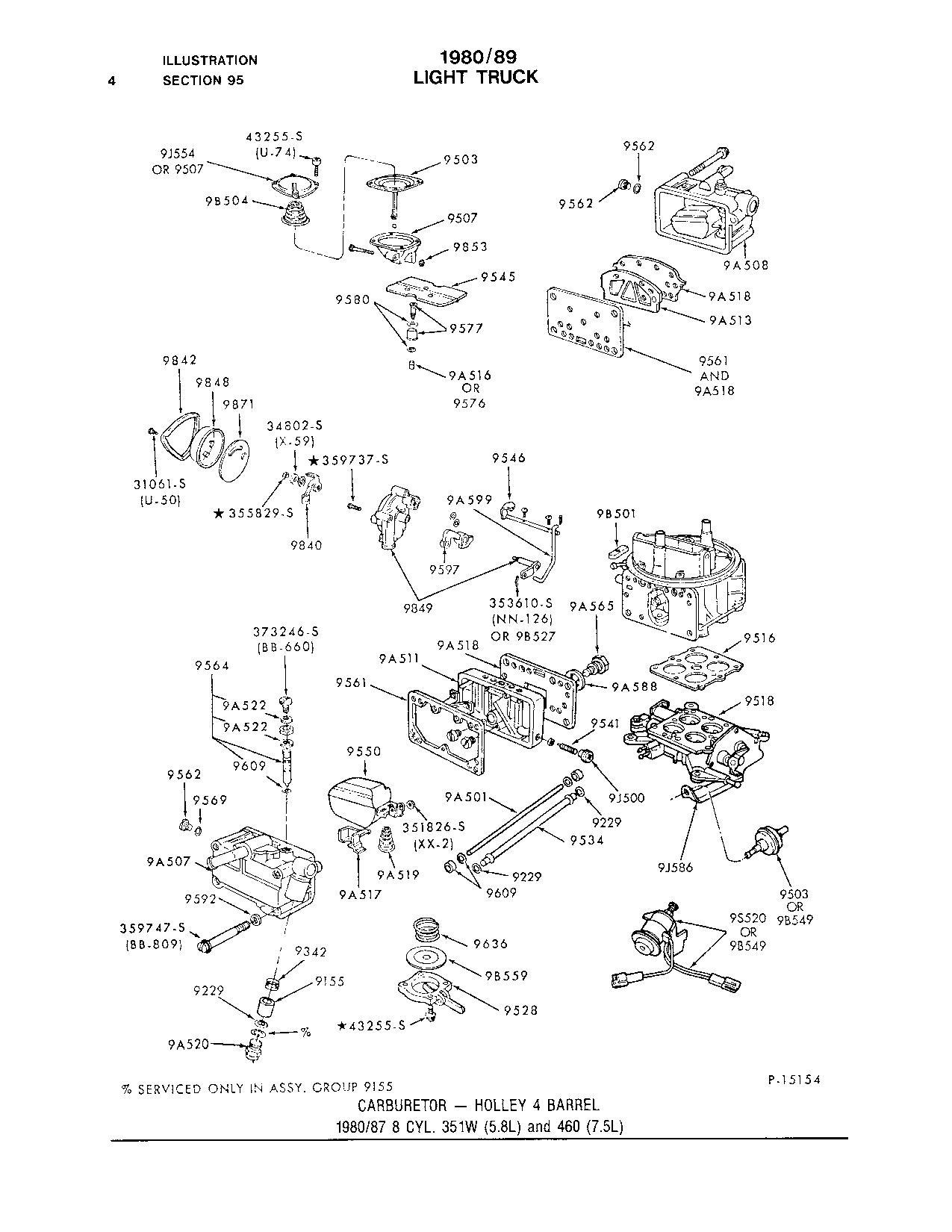 Ford 5 8 Engine Vacuum Diagram