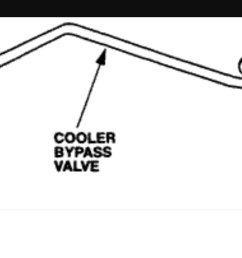 has anyone ever uses a delete kit for the cooler bypass valve  [ 1280 x 720 Pixel ]