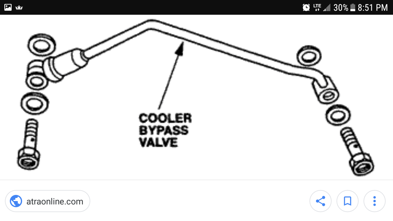 hight resolution of has anyone ever uses a delete kit for the cooler bypass valve