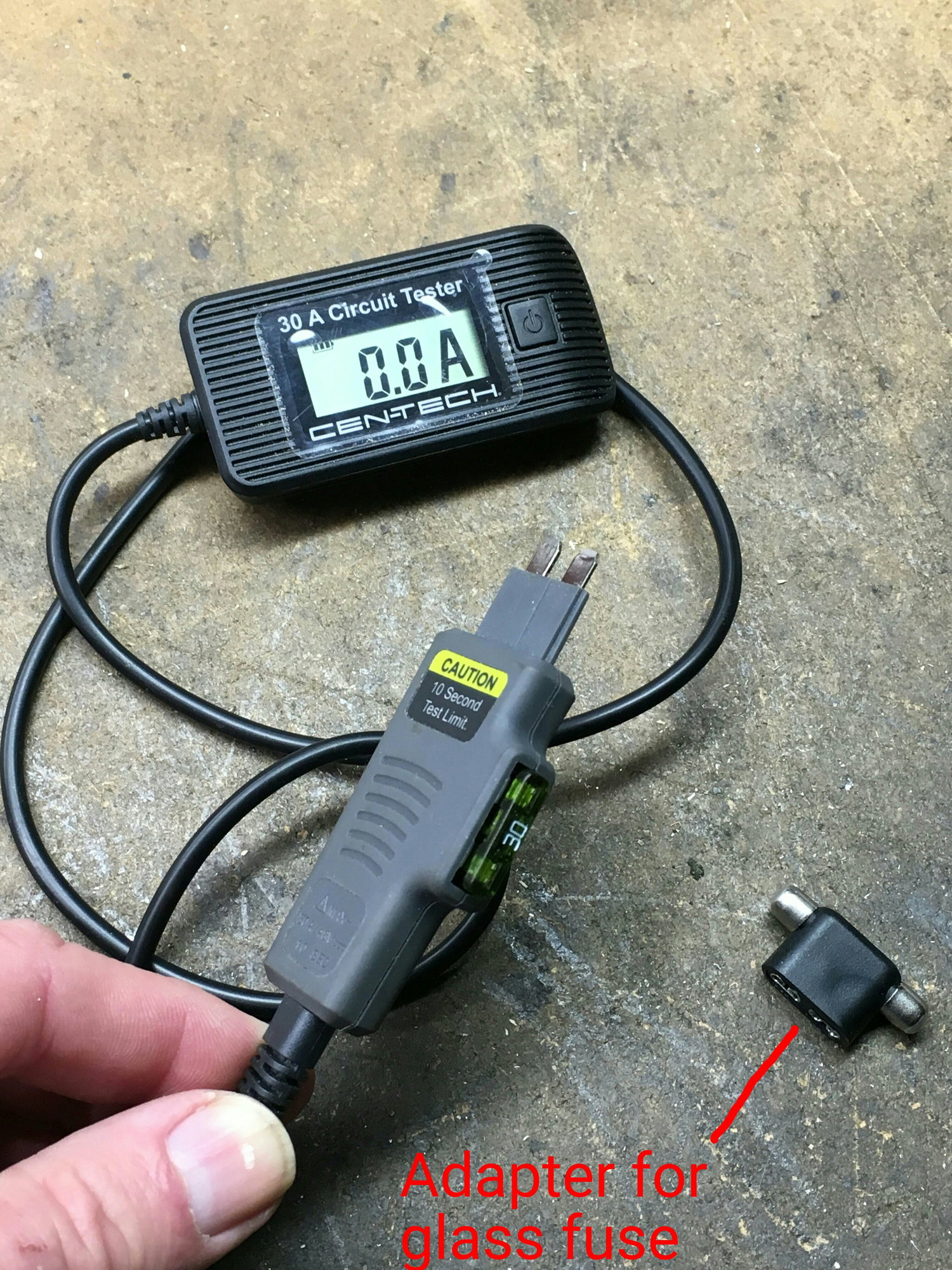 Output Fuse Blown Indicator Circuits Compilation Electrical