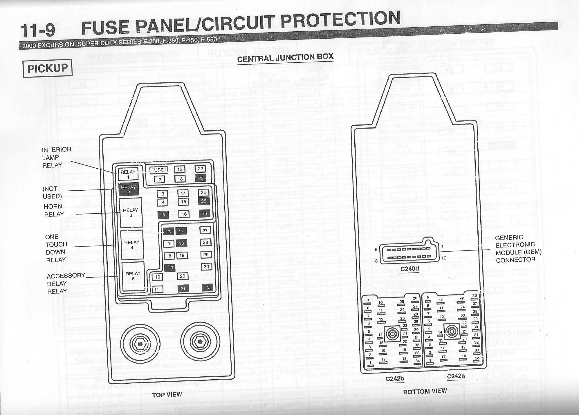 hight resolution of i keep blowing the fuse that controls the tow haul mode in my 2010 2006 f250 tow haul fuse diagram