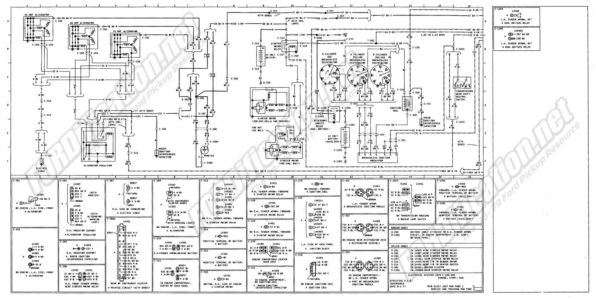 Diagram Of International Truck