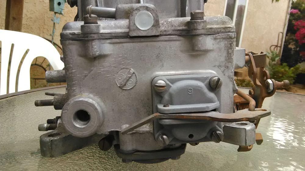 medium resolution of motorcraft 2 bbl carburetor identification ford truck motorcraft 2100 carb vacuum diagram ford 2100 carburetor parts