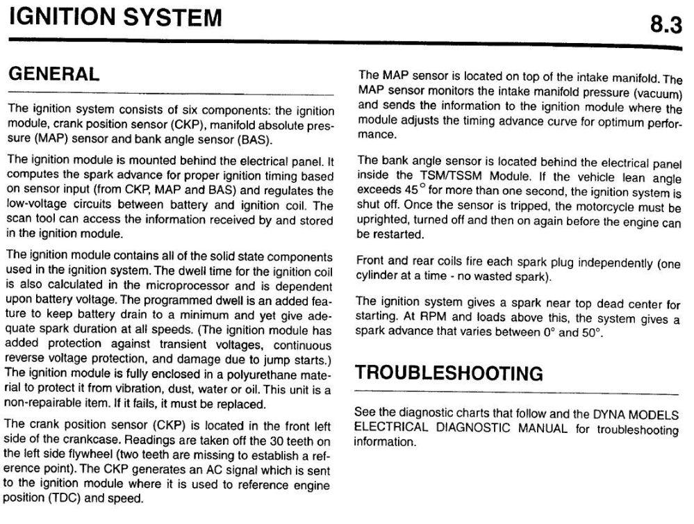 medium resolution of ignition system wiring diagram