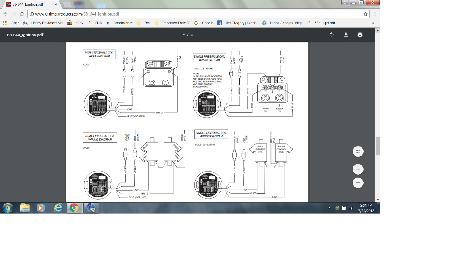 hight resolution of ultima 53 645 wiring harley davidson forums msa ultima x5000 wiring diagram received 381 likes on
