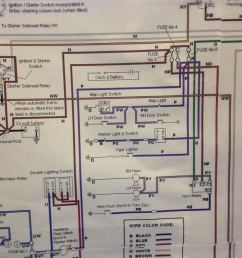 some time ago i d found a 1970 wiring diagram on the net printed [ 1128 x 846 Pixel ]