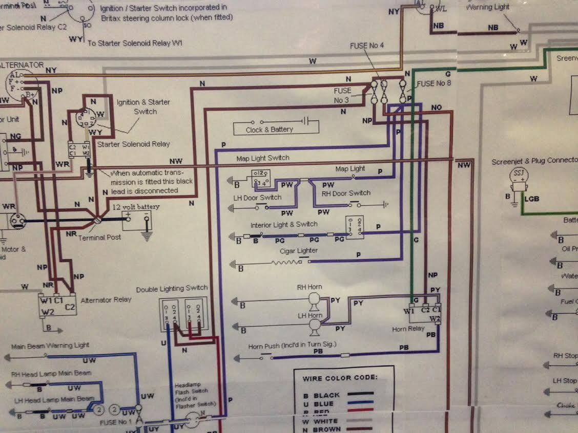 hight resolution of some time ago i d found a 1970 wiring diagram on the net printed