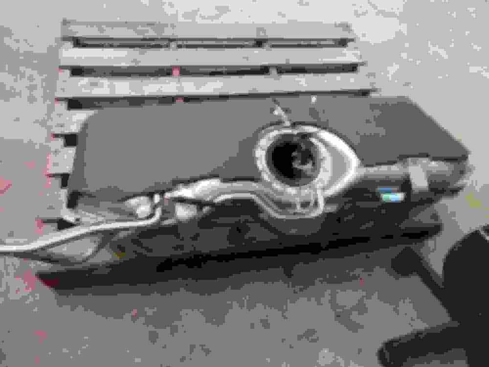 medium resolution of 2000 jaguar xk8 fuel tank removed