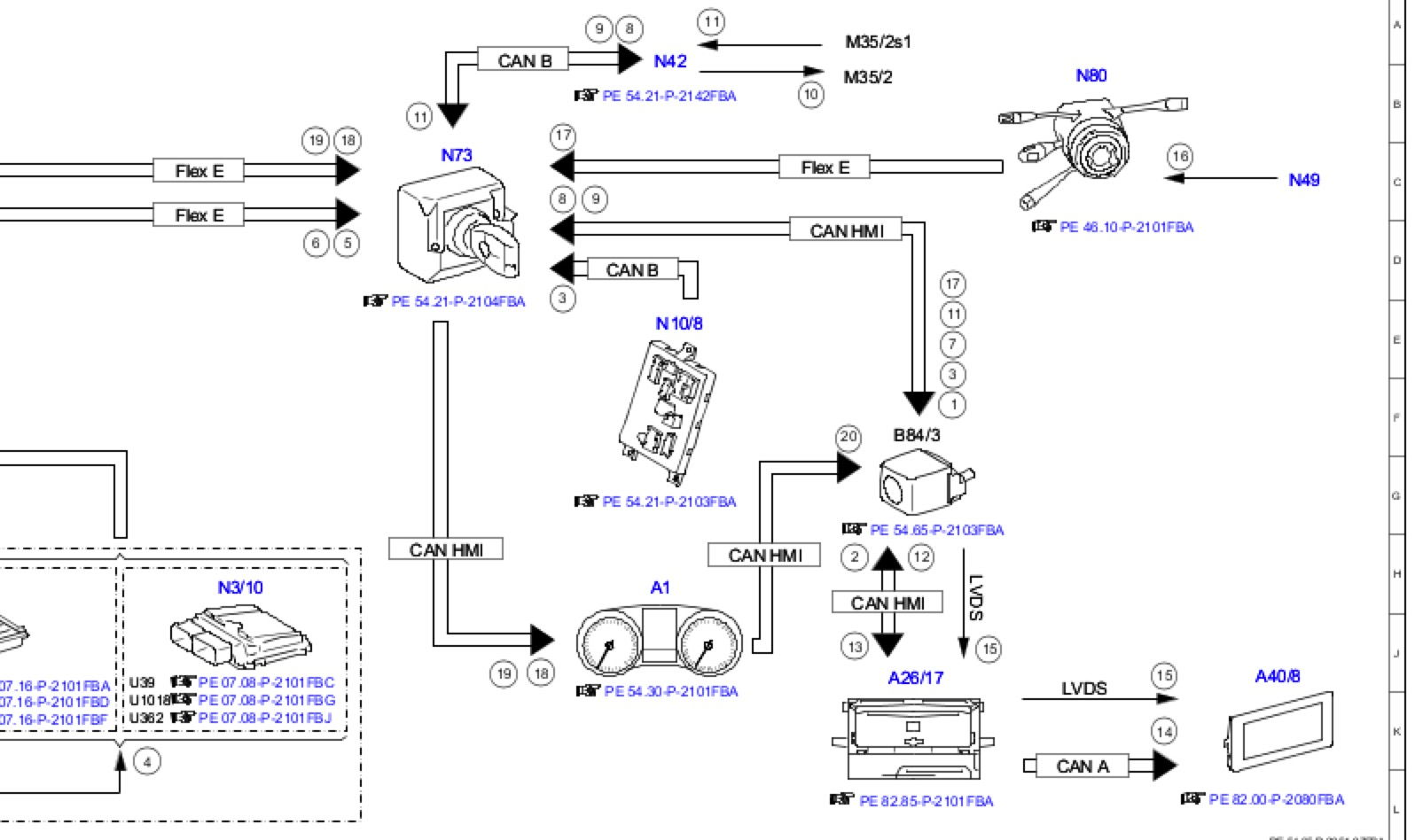 Backup Sensor Wiring Diagram | Wiring Library