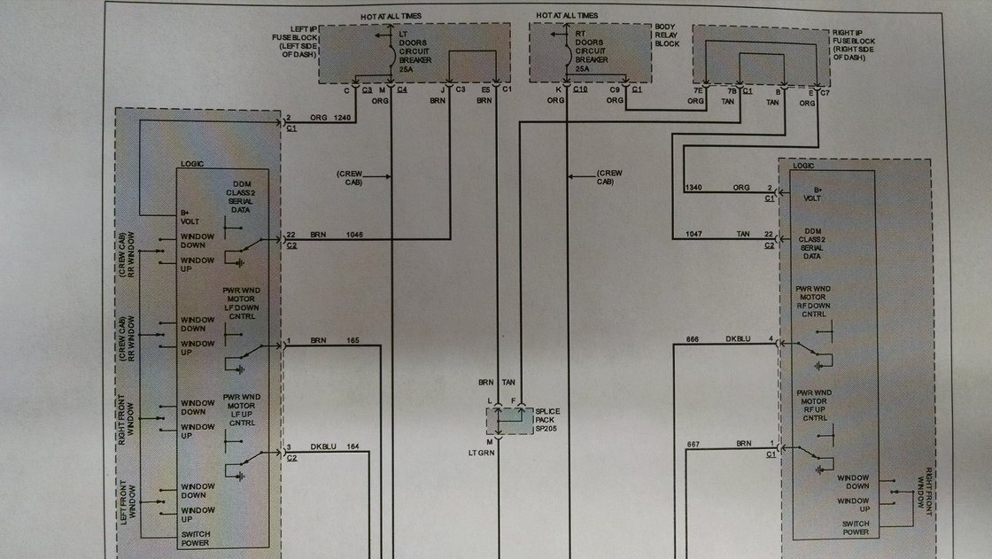 93 Cherokee Fuse Diagram Wiring Diagram Photos For Help Your Working