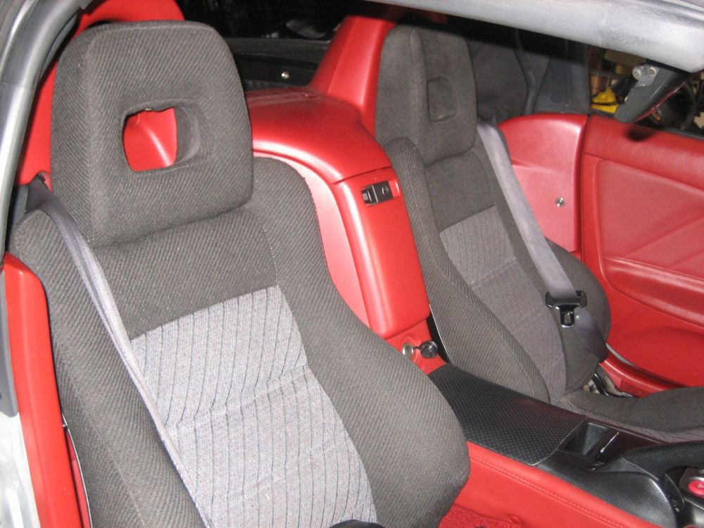 medium resolution of the s with the awesome crx seats in it