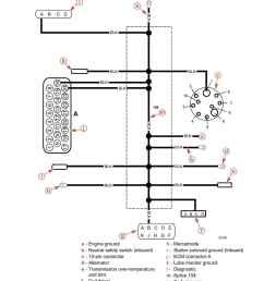 problems starting and running mercruiser 5 7l 350 mag mpi the hull rh thehulltruth com mercruiser electrical system wiring diagrams mercruiser tilt trim  [ 1224 x 1584 Pixel ]