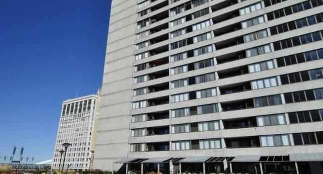 Image Of Detroit City Apartments In Mi