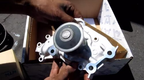 small resolution of figure 3 new water pump